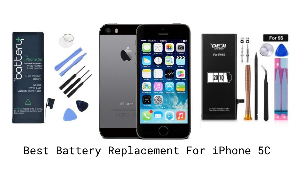 Best Battery Replacement For iPhone 5C