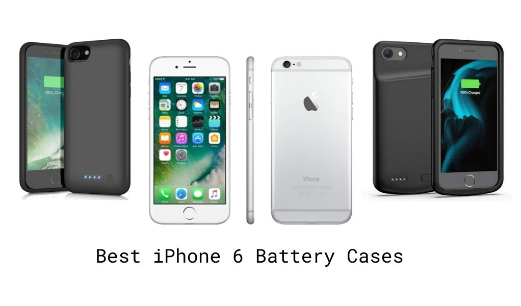 Best iPhone 6 Battery Cases