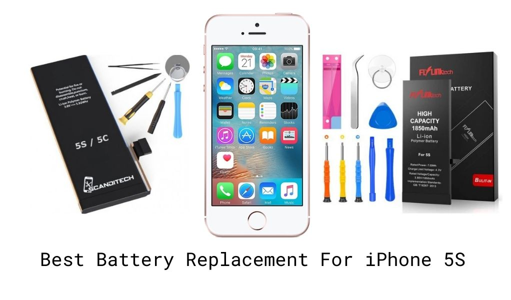 Best Replacement Battery For iPhone 5S