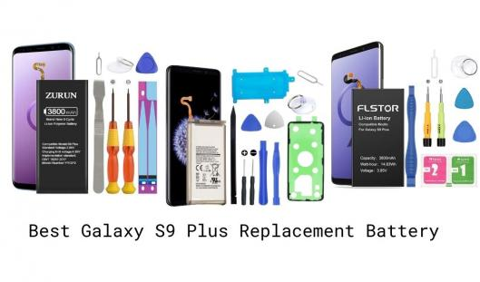Best Galaxy S9 Plus replacement battery
