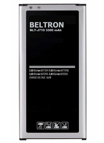 3300 mAh BELTRON Replacement Battery for Samsung J7