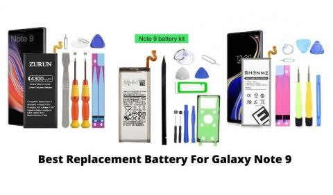 Best Replacement Battery For Galaxy Note 9