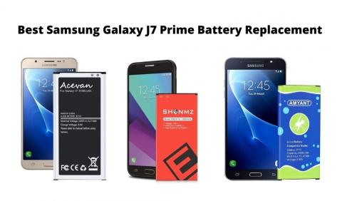 Best Samsung Galaxy J7 Prime Battery Replacement