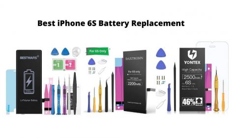 Best iPhone 6S Battery Replacement