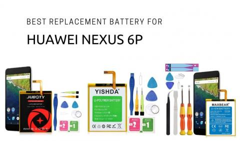 Best battery replacement for Huawei Google Nexus 6p