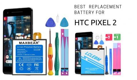 Best battery replacement for HTC Google Pixel 2