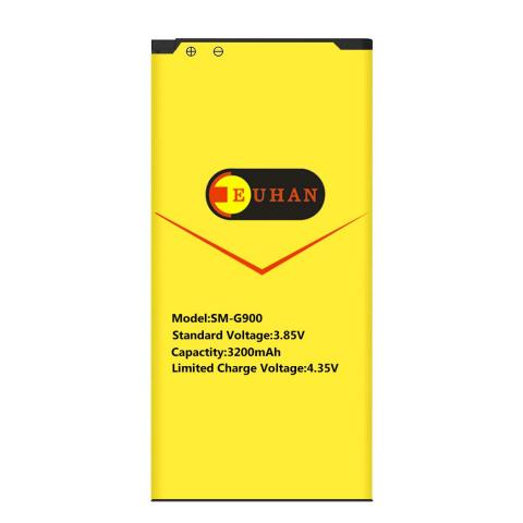 Euhan Replacement Battery for Samsung Galaxy S5 Active - 3200mAh