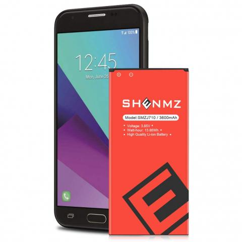 SHENMZ 3600mAh Replacement for Samsung Galaxy J7