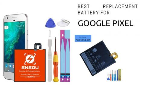 Best battery replacement for Google Pixel