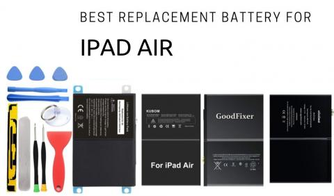 Best Replacement Battery for iPad AIR