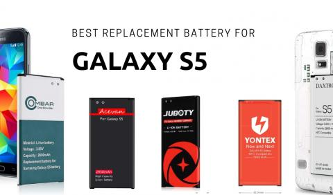 Best Replacement Battery For Galaxy S5