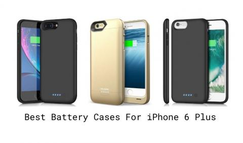 Best Battery Cases For iPhone 6 Plus