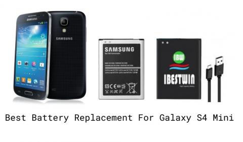 Best Battery For Galaxy S4 Mini