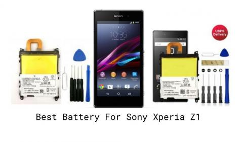Best Battery For Sony Xperia Z1