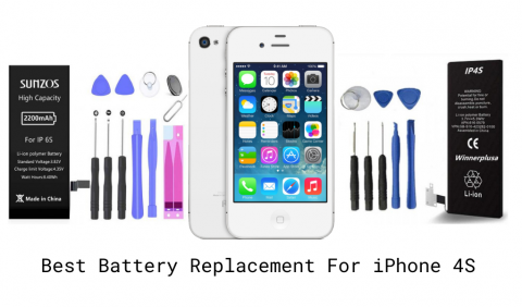 Best Replacement Battery For iPhone 4S