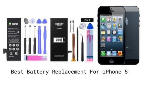 Best Replacement Battery For iPhone 5