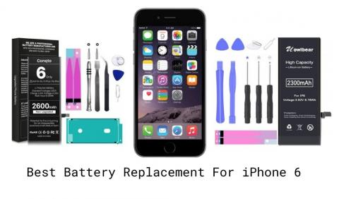 Best Replacement Battery For iPhone 6