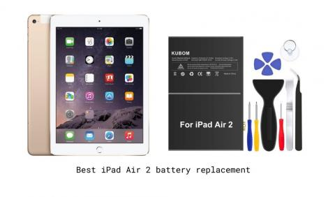 Best iPad Air 2 battery replacement