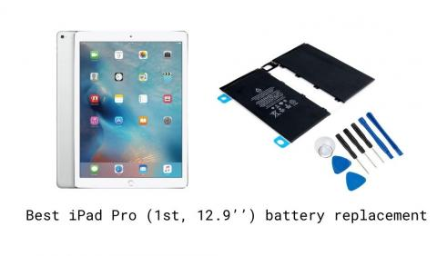 Best iPad Pro 1st, 12.9'' battery replacement