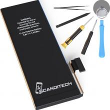 ScandiTech Replacement Battery for iPhone 5 - 1440mAh