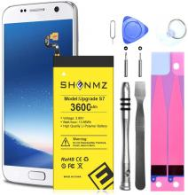 SHENMZ 3600mAh Replacement Battery For Galaxy S7