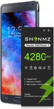 SHENMZ Battery for Samsung Galaxy Note 4 - 4280mAh