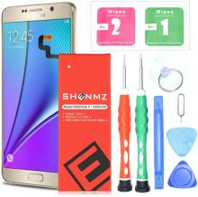 SHENMZ Galaxy Note 5 Battery Replacement 3200mAh