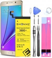 SHENMZ Galaxy Note 5 Replacement Battery 3600mAh