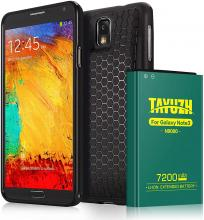 TAYUZH expanded Battery for Samsung Galaxy Note 3