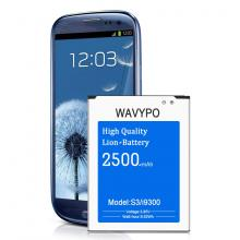 Wavypo Replacement Battery for Samsung Galaxy S3 - 2100mAh