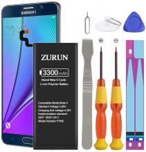 ZURUN Galaxy Note 5 Replacement Battery 3300mAh